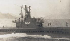 ss-390 Placie submarine
