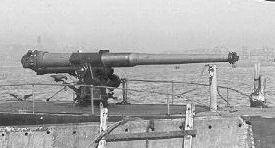 4 inch 50 cal submarine deck gun