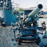5″/25-Caliber Submarine Deck Gun